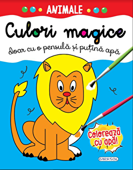 Culori magice - Animale/*** imagine