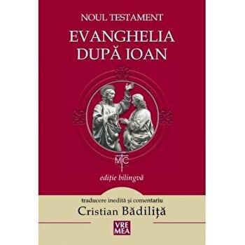 Evanghelia dupa Ioan/Cristian Badilita imagine
