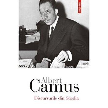 Discursurile din Suedia/Albert Camus poza cate