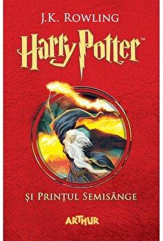 Harry Potter 6 - si printul semisange/J. K. Rowling
