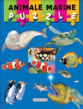 Puzzle - animale marine/***