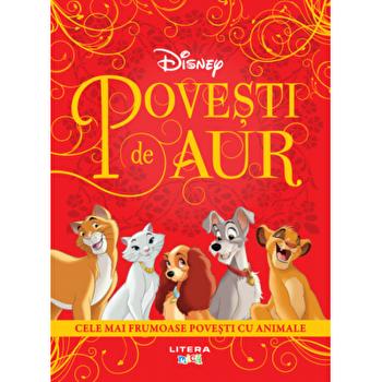 Disney. Povesti de aur. Cele mai frumoase povesti cu animale/***