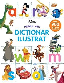 Disney. Primul meu dictionar ilustrat/***