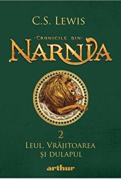 Cronicile din Narnia 2 - Leul, vrajitoarea si dulapul/C.S. Lewis imagine elefant.ro 2021-2022
