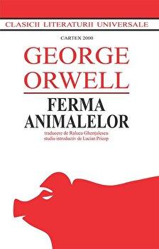 Ferma animalelor/George Orwell imagine