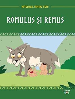 Mitologia. Romulus si Remus/***