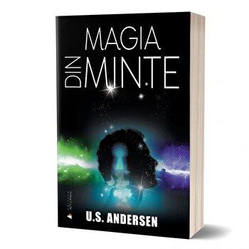 Magia din minte - Carte/Uell S. Andersen imagine