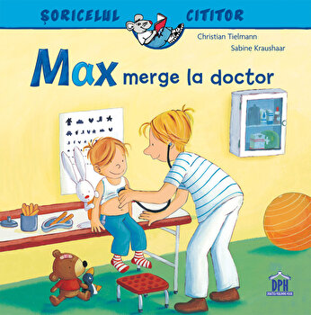 Max merge la doctor/Christian Tielmann, Sabine Kraushaar