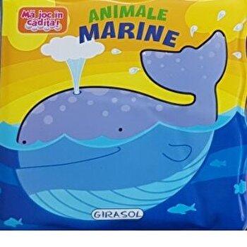 Ma joc in cadita! Animale marine/*** imagine elefant.ro 2021-2022