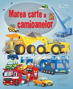 Marea carte a camioanelor (Usborne)/Usborne Books