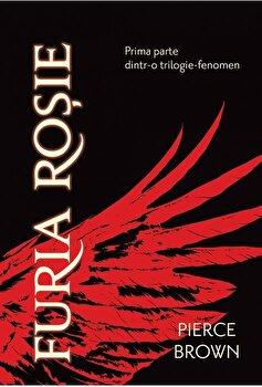 Furia Rosie 1. Furia Rosie/Pierce Brown imagine