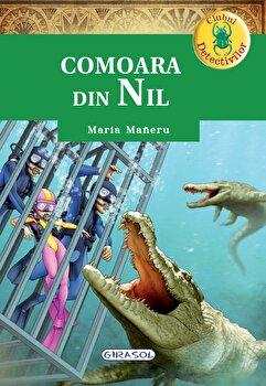 Clubul detectivilor - Comoara din Nil/Maria Maneru