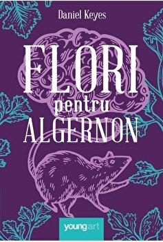 Flori pentru Algernon/Daniel Keyes imagine
