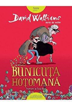 Bunicuta hotomana/David Walliams imagine elefant.ro 2021-2022