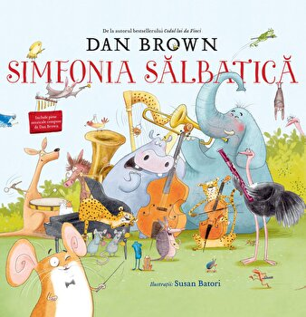 Simfonia salbatica/Dan Brown