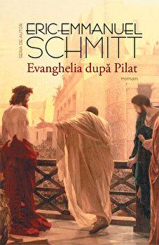 Evanghelia dupa Pilat/Eric Emmanuel Schmitt imagine elefant 2021