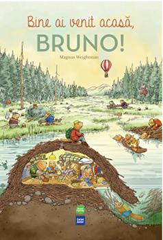 Bine ai venit acasa, Bruno/Magnus Weightman