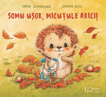 Somn usor, micutule arici!/Sophie Schoenwald, Nadine Reitz