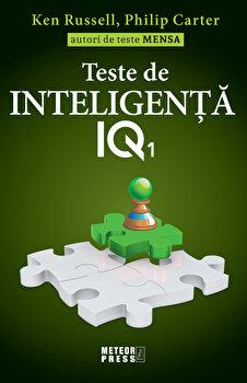 Teste de inteligenta IQ 1/Ken Russell, Philip Carter imagine