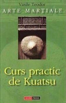 Coperta Carte Curs practic de Kuatsu