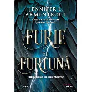 Furie si furtuna/Jennifer L. Armentrout imagine elefant.ro 2021-2022