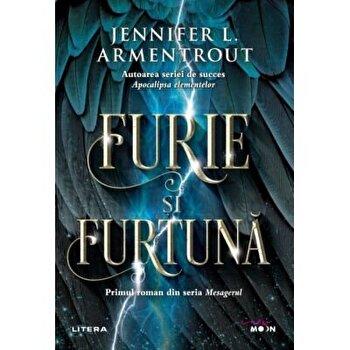 Furie si furtuna/Jennifer L. Armentrout