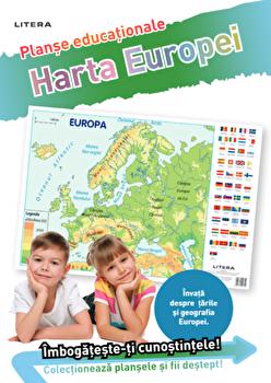 Harta Europei/***