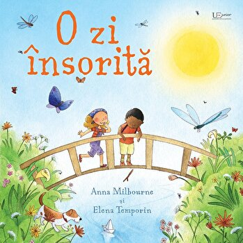 O zi insorita/Usborne Books