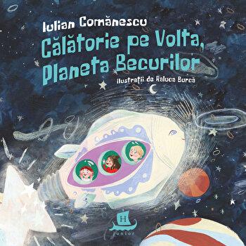 Calatorie pe Volta, Planeta Becurilor/Iulian Comanescu