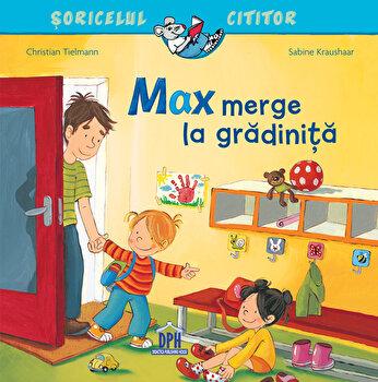Max merge la gradinita/Christian Tielman