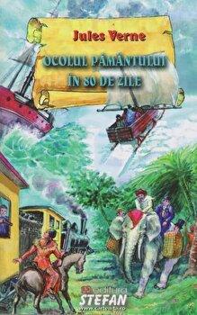 Ocolul pamantului in 80 de zile/Jules Verne