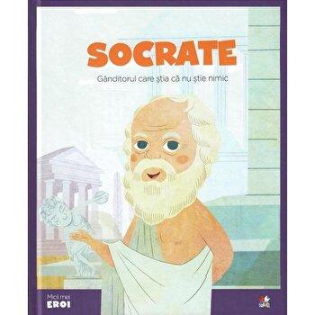 Micii Eroi. Socrate/***