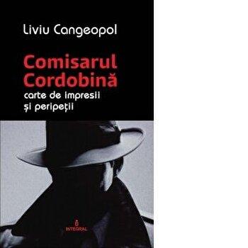 Coperta Carte Comisarul Cordobina