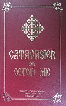 Catavasier sau Octoih mic/Aprobarea Sfantului Sinod poza cate