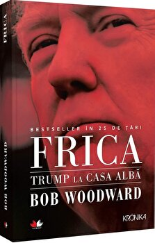 Imagine Frica - Trump La Casa Alba - bob Woodward