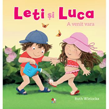 Leti si Luca. A venit vara/Ruth Wielockx
