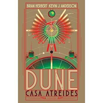 Dune: Casa Atreides/Brian Herbert, Kevin J. Anderson imagine elefant.ro 2021-2022