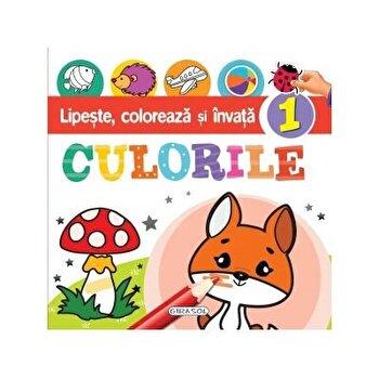 Lipeste, coloreaza si invata culorile 1/***