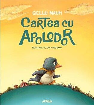 Cartea cu Apolodor/Gellu Naum poza cate