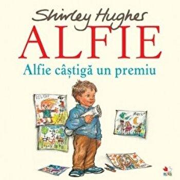 Alfie. Alfie castiga un premiu/Shirley Hughes