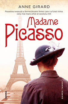 Coperta Carte Madame Picasso
