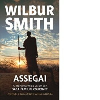 Assegai/Wilbur Smith imagine elefant.ro 2021-2022