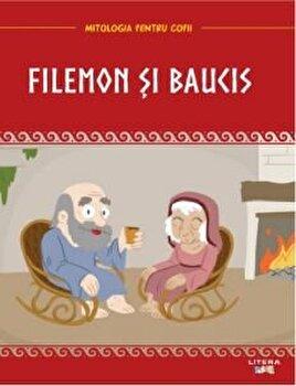 Mitologia pentru copii. Filemon si Baucis/***