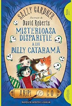 Aripi si co 3: misterioasa disparitie a lui billy catarama PB/Sally Gardner