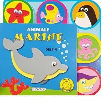 Pentru prichindei - animale marine/***