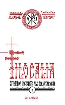 Filocalia - Vol. 2 - editie jubiliara/Pr. Prof. Dr. Dumitru Staniloae poza cate
