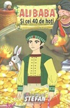 Ali Baba si cei 40 dee hoti/***