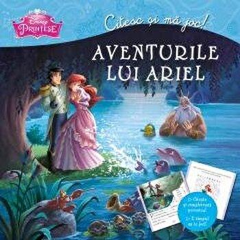 Disney. Citesc si ma joc. Aventurile lui Ariel/***