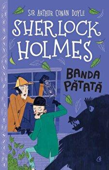 Sherlock Holmes - Banda patata/Stephanie Baudet
