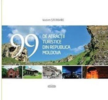 99 de atractii turistice din Republica Moldova/Vadim Sterbate imagine elefant.ro 2021-2022